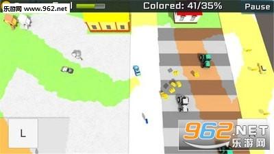 彩色汽车逃脱手游v1.0.1_截图1