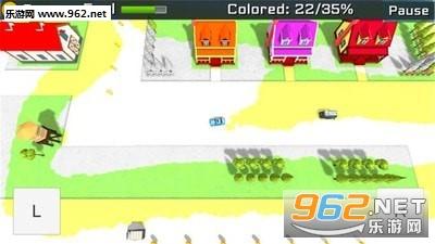 彩色汽车逃脱手游v1.0.1_截图0