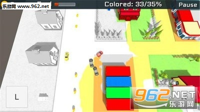 彩色汽车逃脱手游v1.0.1_截图3