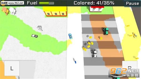 彩色汽车逃脱安卓版v1.0.1_截图0