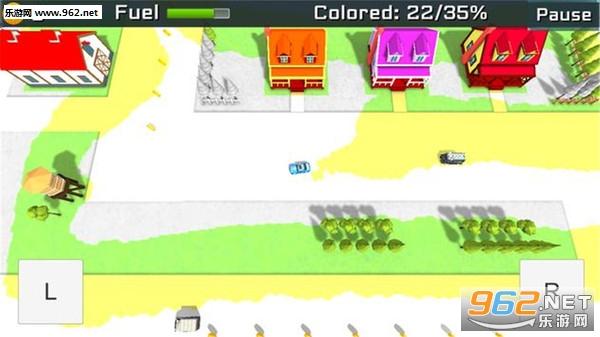 彩色汽车逃脱安卓版v1.0.1_截图1