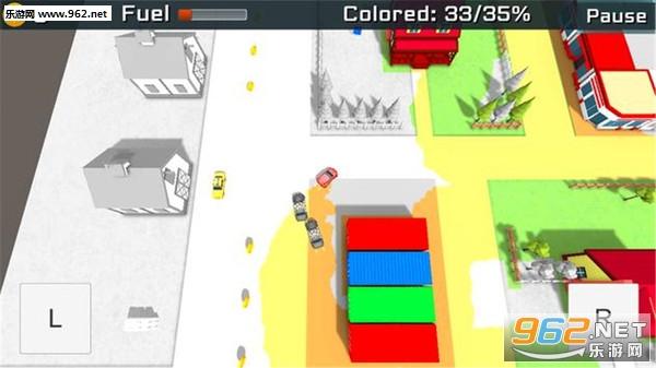 彩色汽车逃脱安卓版v1.0.1_截图2