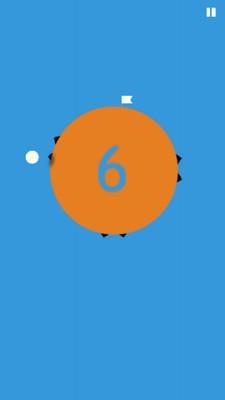 圆球跳跃官方版v2.0_截图0
