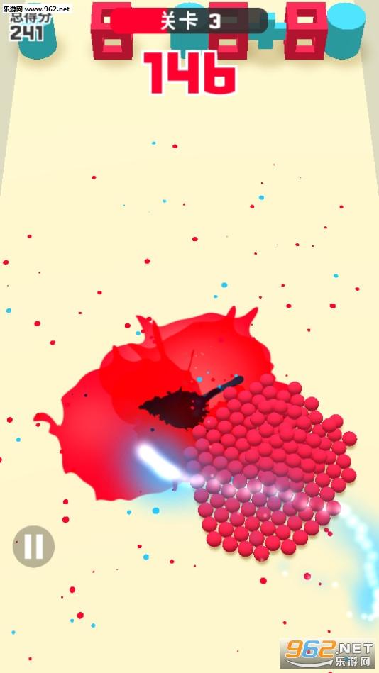 颜料球跑酷安卓版v18_截图3