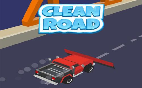 Clean road游戏下载地址 cleanroad清理道路游戏好玩吗