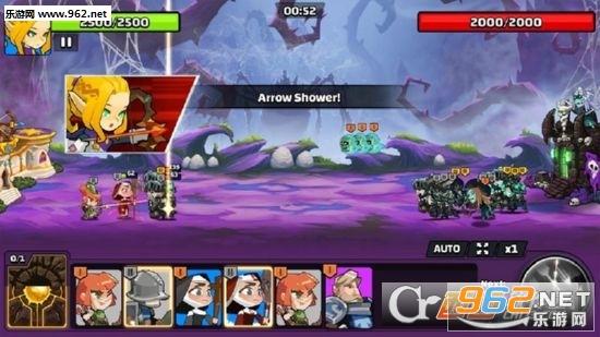 魔法石:英雄合并防御部族之战官方版v2.0.12_截图1