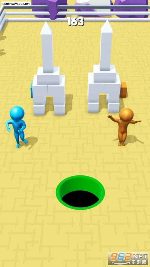 Chameleon Hole游戏v1.0_截图0