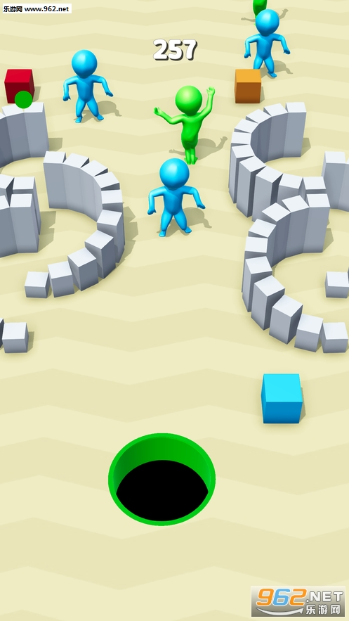 Chameleon Hole游戏v1.0_截图2