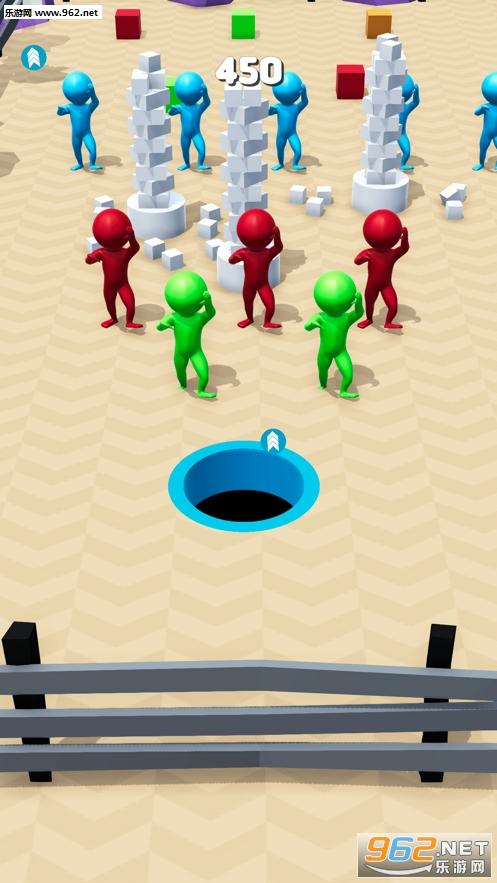 Chameleon Hole游戏v1.0_截图3
