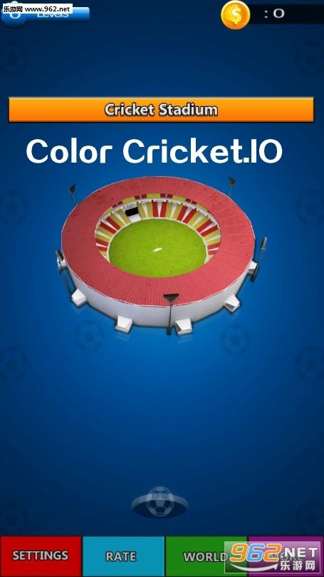 Color Cricket.IO安卓版v1.0.0_截图0