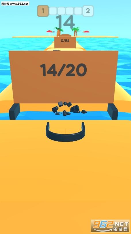 海滩清理游戏v1.0.1_截图1