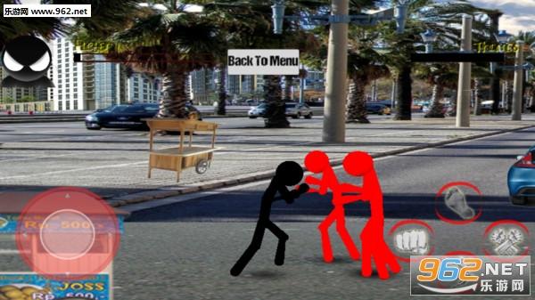 火柴人城市战斗机2安卓版v1.0_截图3