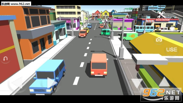 像素3��狂都市安卓版v1.01 手�C版_截�D0