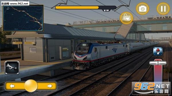 火车轨道模拟器2019安卓版v1.01_截图2