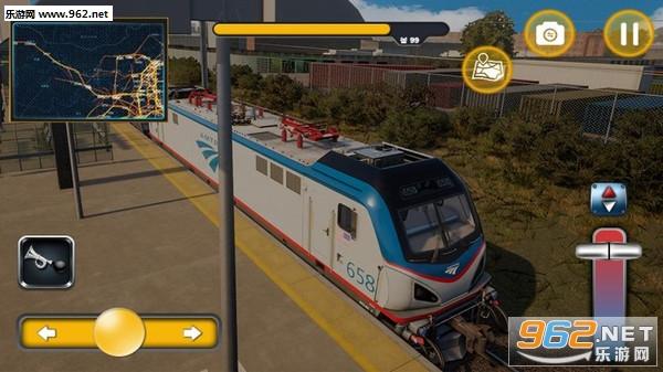 火车轨道模拟器2019安卓版v1.01_截图3