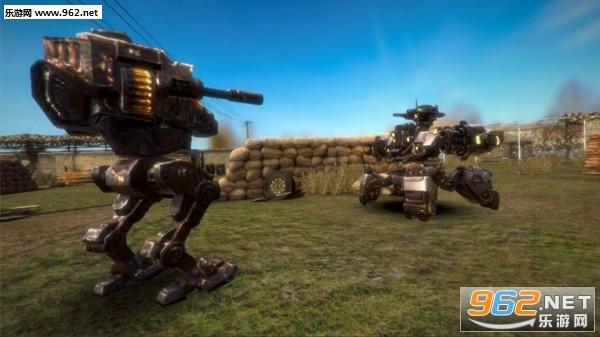 模拟机器人钢铁战争安卓版v1.0.3_截图0