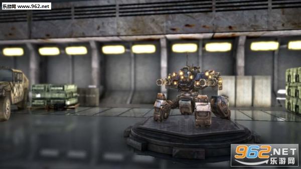 模拟机器人钢铁战争安卓版v1.0.3_截图1
