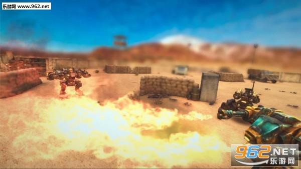 模拟机器人钢铁战争安卓版v1.0.3_截图3