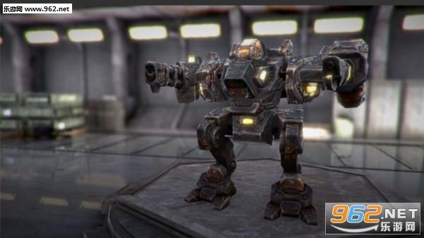 模拟机器人钢铁战争安卓版v1.0.3_截图2