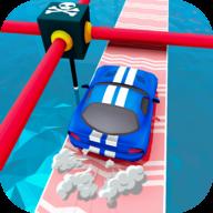 Fun Car Race 3D游��