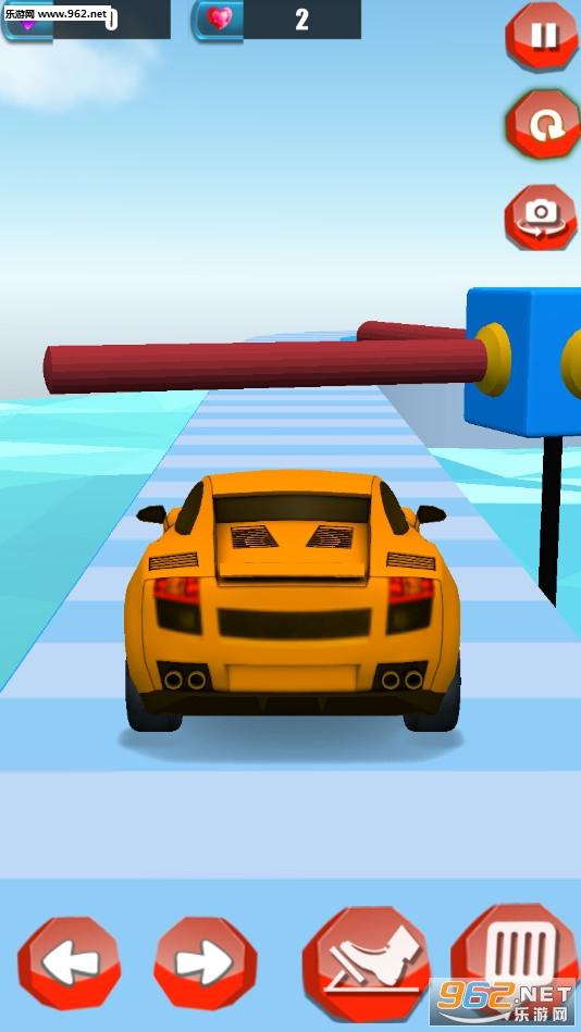 Fun Car Race 3D游��v1.0_截�D2