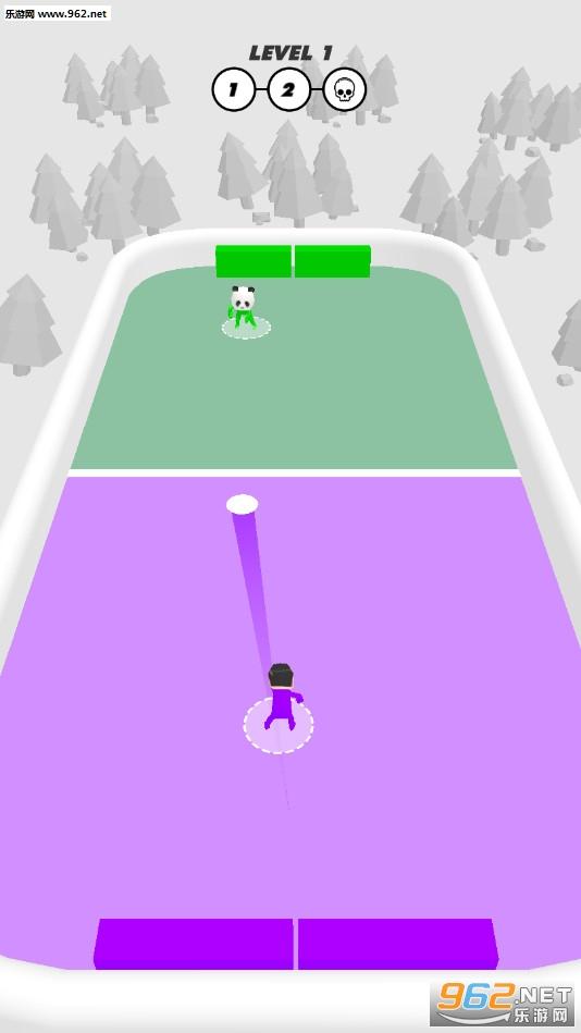 Flick Swing 3D游��v1.9.10_截�D1