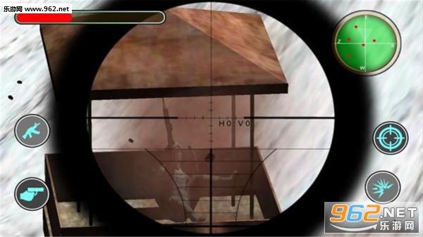 狙击岛战争安卓版v1.4截图0