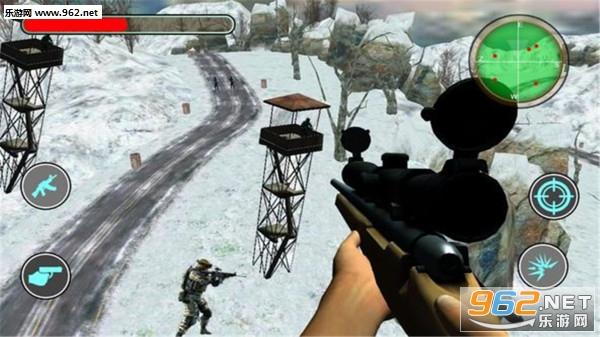 狙击岛战争安卓版v1.4截图3