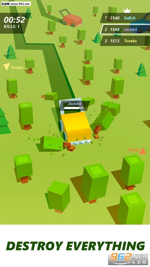 Grass cut.io安卓版v1.2_截图2