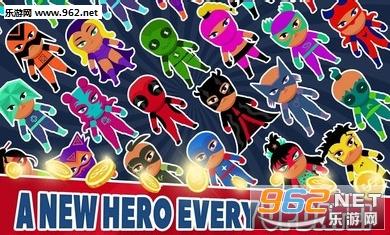 超级英雄工厂游戏v1.0.5_截图2