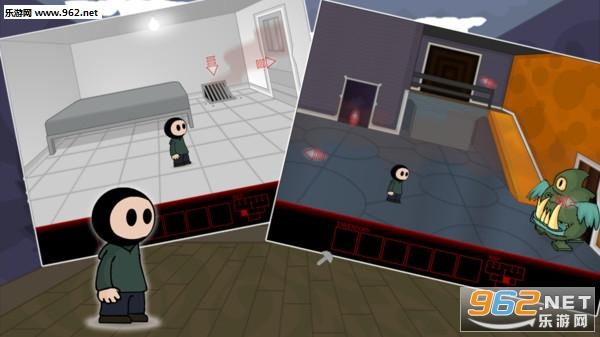 解谜学校游戏5外星人飞船密室逃脱安卓版v1.0.1截图1