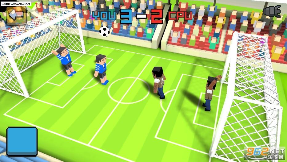 方块足球赛3D安卓版v1.1.2_截图3