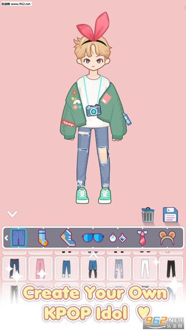 粉彩偶像我的男孩官方版v1.1.1_截图0