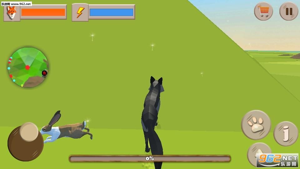 狐狸生存模拟器游戏v5.2_截图0