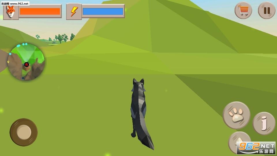 狐狸生存模拟器游戏v5.2_截图1