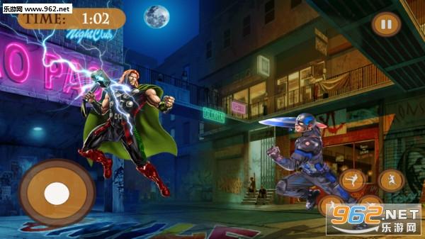 超级英雄大战安卓版v1.1_截图0