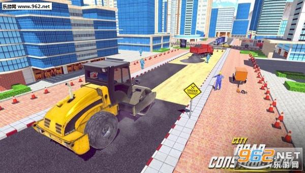 道路施工模拟器安卓版v1.2 手机版_截图3