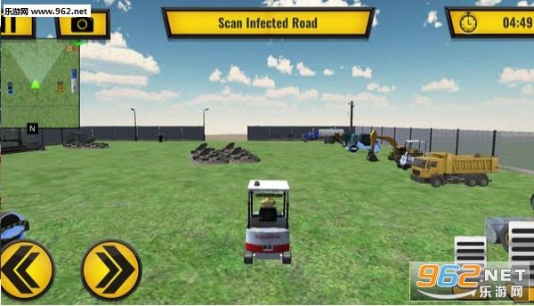 道路施工模拟器安卓版v1.2 手机版_截图4
