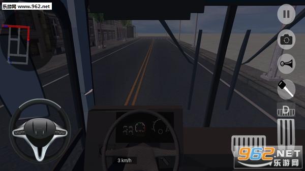 公交车司机模拟器手机游戏v1.0_截图1