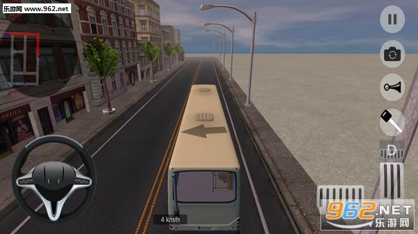 公交车司机模拟器手机游戏v1.0_截图3