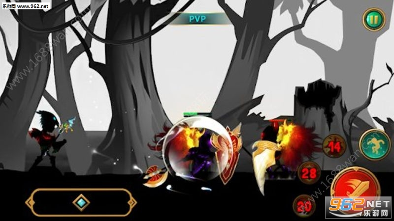 火柴人暗影行动游戏v6.2_截图2