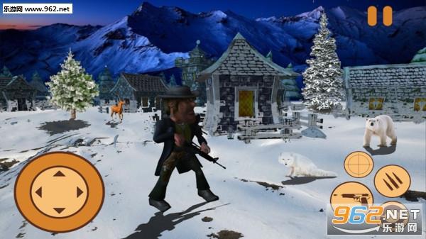迷你牛仔狙击兵3D安卓版v1.0_截图1