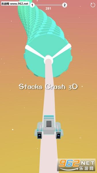 Stacks Crash 3D官方版