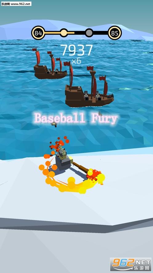 Baseball Fury官方版(棒球狂怒)