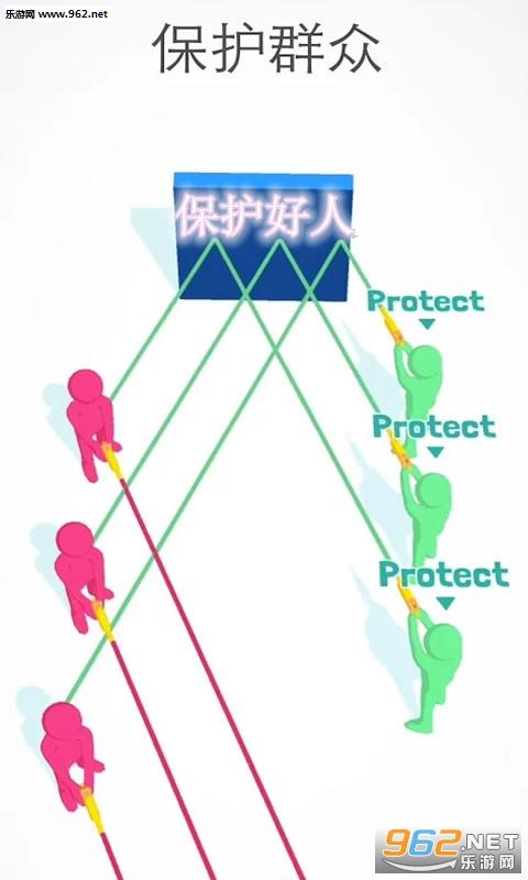保护好人安卓版(Shootout 3D)