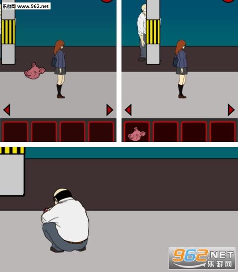 小心背后游戏通关攻略完整版 小心背后半截身体那关怎么过