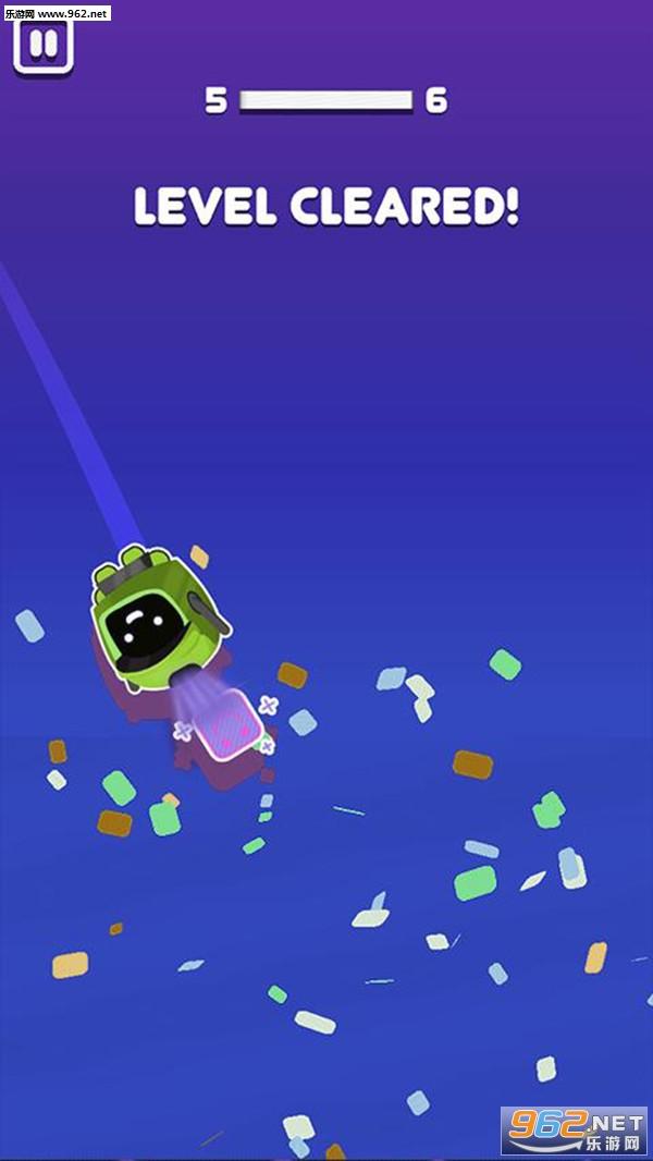 火柴人跳跳忍者安卓版v1.1_截图0