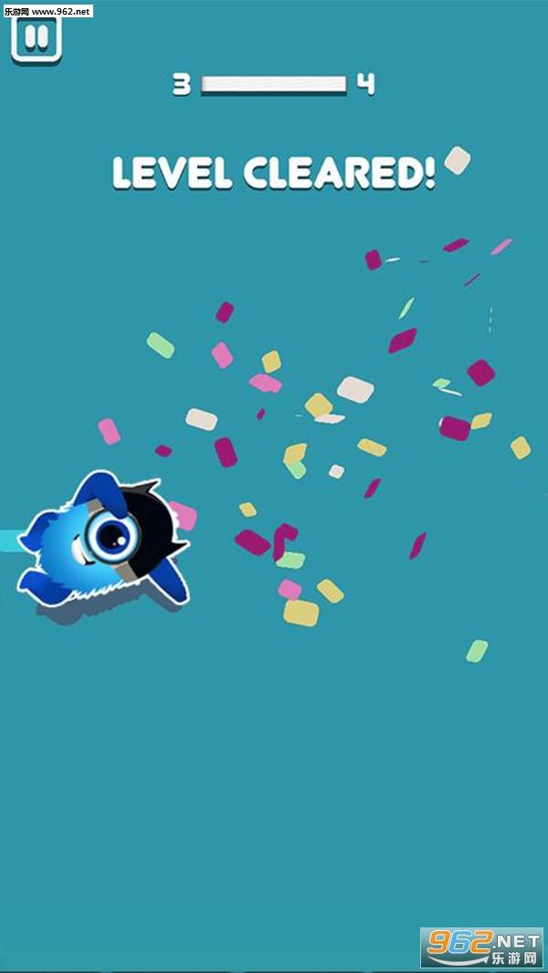 火柴人跳跳忍者安卓版v1.1_截图1