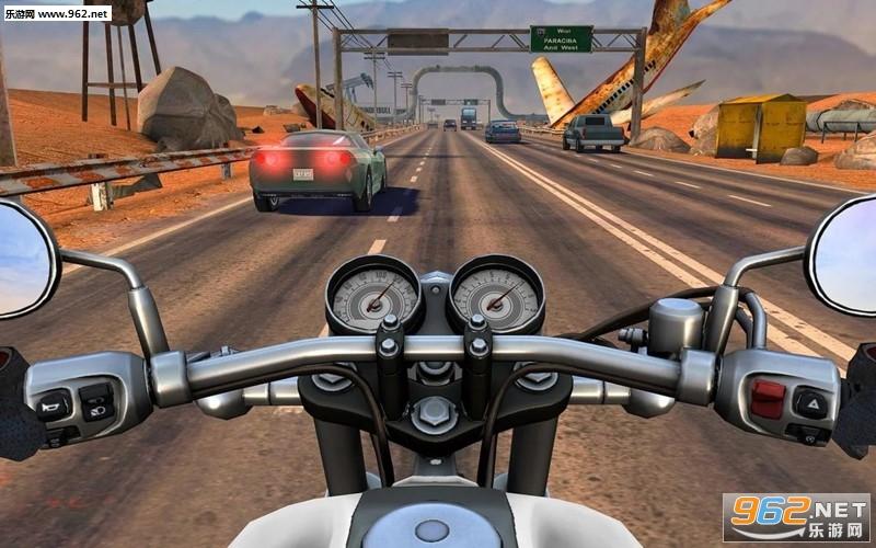 摩托骑士公路交通手游v1.22.7_截图1