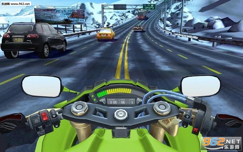 摩托骑士公路交通手游v1.22.7_截图3